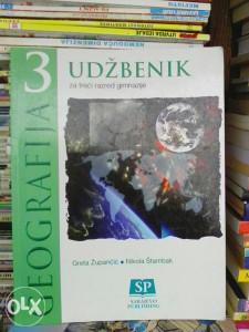Geografija za 3 / Greta Zupancic