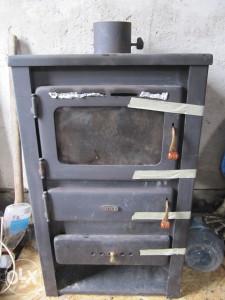 Peć na drva - Kamin
