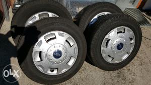 Ford transit felge 5X160 SA NOVIM GUMAMA 195-70-15c