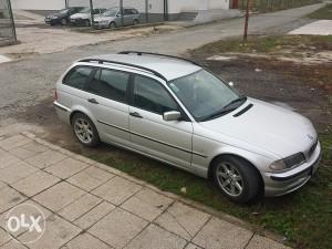 BMW E46 320D