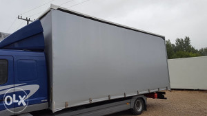 Alu Sanduk za kamion 6,60m--NOVO--