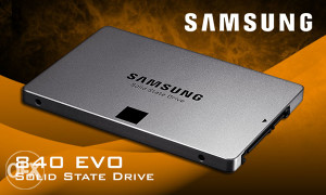 Samsung SSD EVO840 250GB