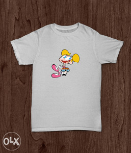 SuperMajice   CRTANI FILMOVI   Dexter's Lab majica