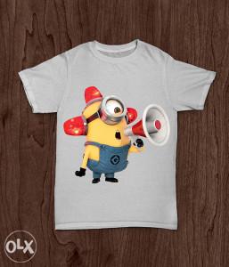 SuperMajice | CRTANI FILMOVI | Minions majica