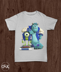 SuperMajice | CRTANI FILMOVI | Monsters Inc. majica