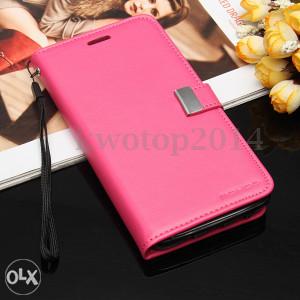Samsung Galaxy Note 5 Futrola Preklopna Roza