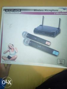 Prodajem wireless mikrofone + pilot