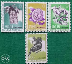 INDONESIA 1968 - Poštanske marke - 2147 - čiste