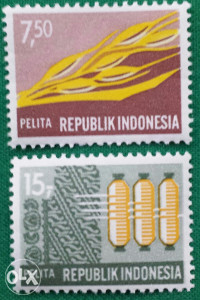 INDONESIA 1969 - Poštanske marke - 2148 - čiste