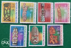 INDONESIA 1970 - Poštanske marke - 2150 - čiste