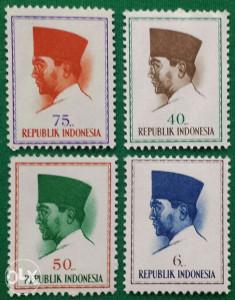 INDONESIA 1964 - Poštanske marke - 2153 - čiste