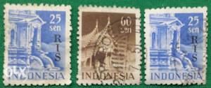 Indonesija 1949 - Poštanske marke - 2160