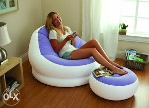 Intex fotelja