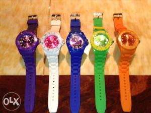 Sat ice watch
