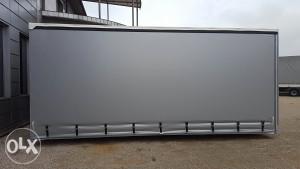 Alu Sanduk za kamion 6,60 m --NOVO--