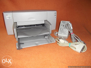 Printer HP 840c DeskJet,sa OPREMOM i Kertridzima