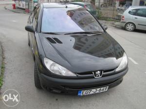Peugeot 206 1.9 D