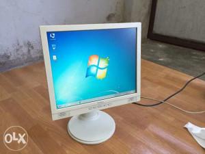 """Belinea lcd monitor 17"""" boja bijela"""