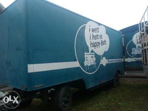 Prikolica furgon