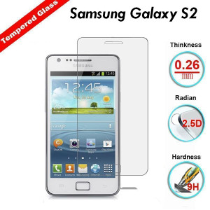 Samsung Galaxy S2 Tempered Glass