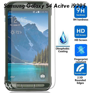 Samsung Galaxy S4 Acitve i9295 Tempered Glass