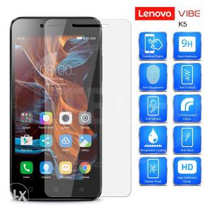 Lenovo Vibe K5 Tempered Glass