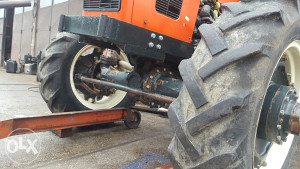 Prednja vuča za traktor zetor