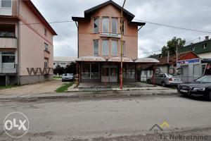 INVESTICIJA!Stambeno poslovni objekat u centru Lukavca