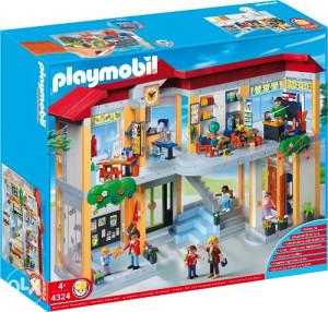 Škola, Playmobil 4324
