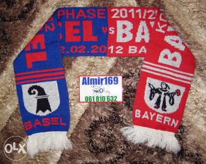Šal Basel - Bayern Munchen
