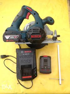 Aku cekular Bosch GKS 18 V-Ll