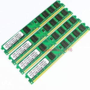 Ram DDR2  2x2gige
