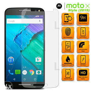 Motorola Moto X Style Tempered Glass