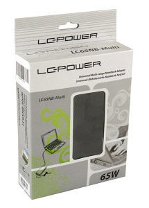 LC-Power LC65NB-Multi univerzalni laptop adapter