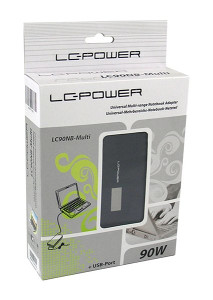 LC-Power LC90NB-Multi univerzalni laptop adapter