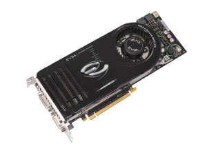 EVGA GeForce GTX 8800  768MB 384-Bit