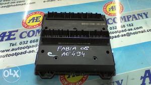 BSI El Skoda Fabia 08g 6Q1937049F AE 494