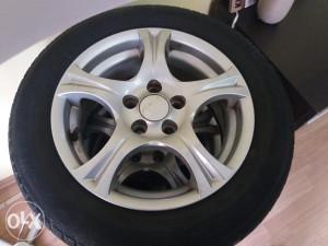 Alu' felge Škoda Fabia