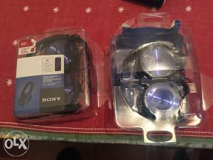 Slušalice Sony MDR-ZX310AP NOVE 2 komada