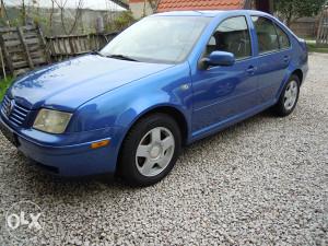 VW Bora 1.9 tdi 66 kw registrovana