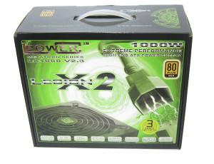 LC-Power LC1000 V2.3 Legion X2 Metatron 1000W