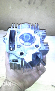 cross 125 ccm glava
