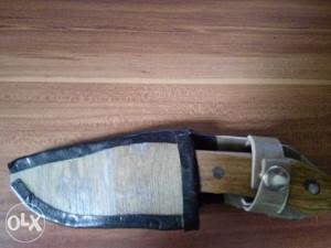 nož ručna izrada sa koricama