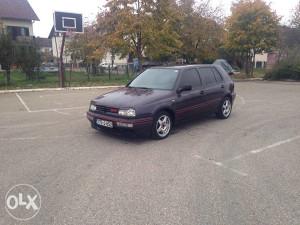 Golf 3 GTI Benzin/Plin