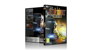 Euro Truck Simulator 2 PC CD
