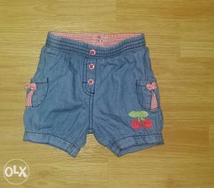 Jeans šorc C&A