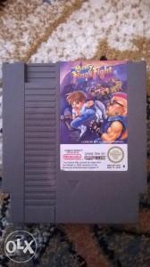 Nintendo Nes igra (Mighty Final Fight-veoma rijetka)