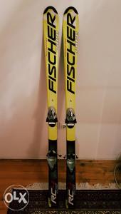 Skije FISCHER RC4