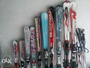 Skije, za djecu i odrasle