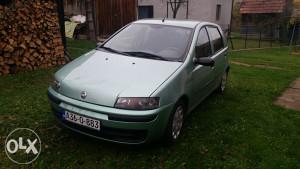 Fiat punto 1.9 Jtd 2000g